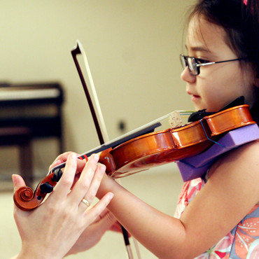 how to choose the right violin for your kids
