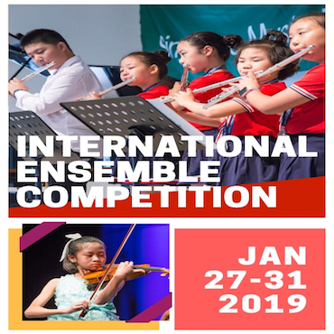 2019 International Ensemble Competition