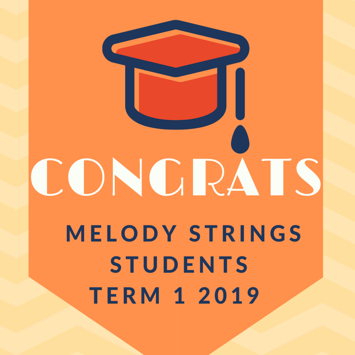 Melody Strings students Term 1 2019