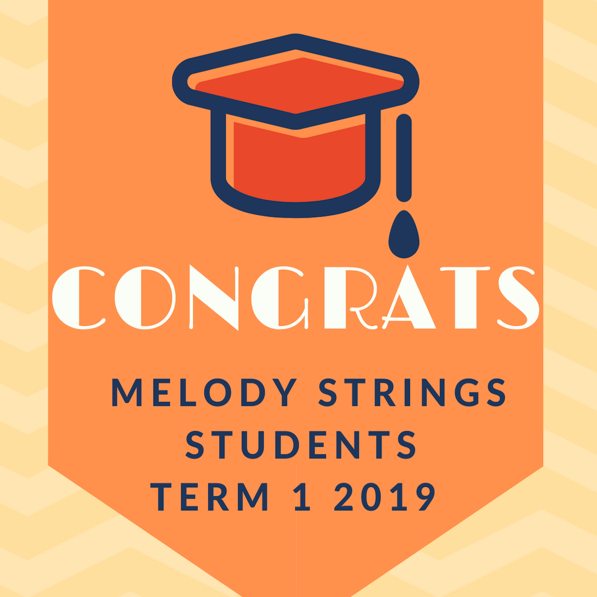 Melodysac's students Term 1 2019