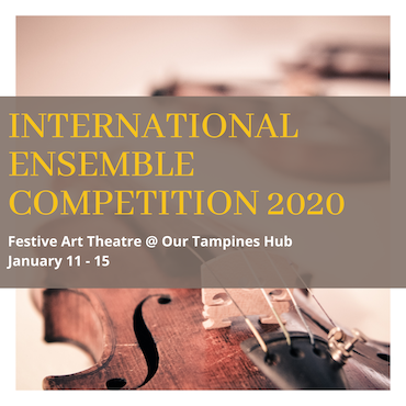 International Ensemble Competition 2020